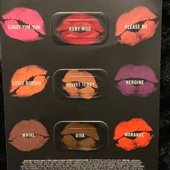 MAC Cosmetics Other - Nars and Mac sample trio